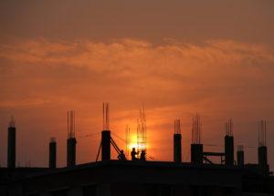 Israel : forte hausse des mises en chantier de petits immeubles