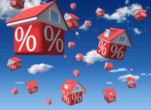 L'augmentation des taux sans impact sur les prix de l'immobilier !