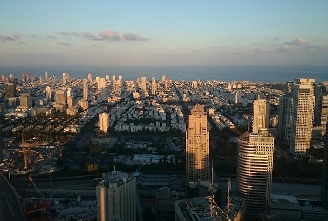 Baisse drastique du loyer moyen à Tel Aviv !