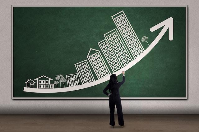 Pas d'accalmie sur le marché de l'Immobilier : explosion des ventes de VEFA en juin 2021